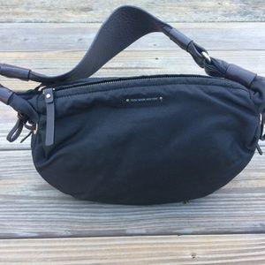 Kate Spade New York Hand Bag Petite Black Nylon